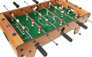 Harvil 38-Inch Tabletop Foosball Table